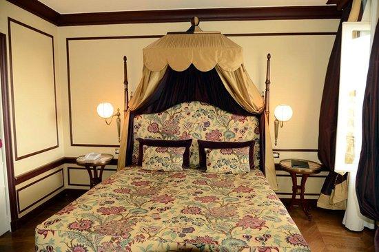 Letto A Baldacchino Foto.Letto A Baldacchino Picture Of Santa Maria Novella Hotel