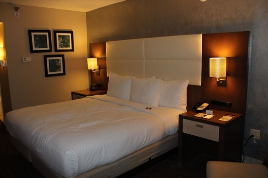 DoubleTree by Hilton Columbia : Bedroom