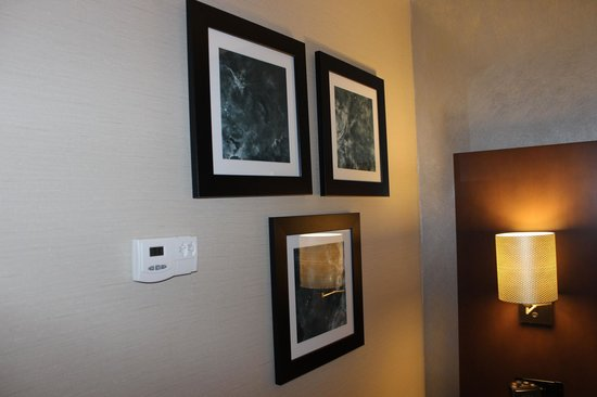 DoubleTree by Hilton Columbia : room deco