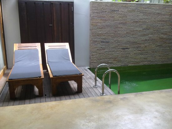 Malisa Villa Suites: pool