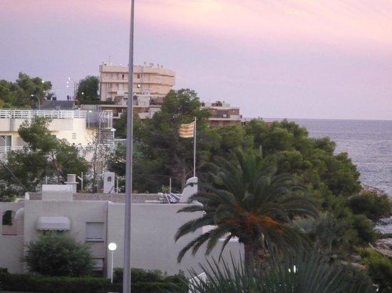 Hotel Best Cap Salou: Вид на отель.