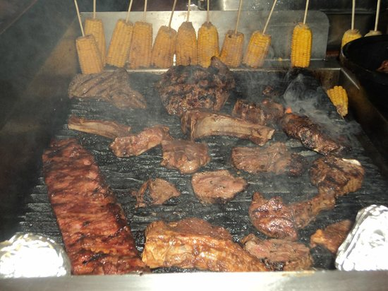 Chobe Game Lodge : Boma Dinner