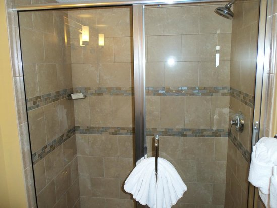 Anderson Ocean Club & Spa, Oceana Resorts: Master bathroom shower