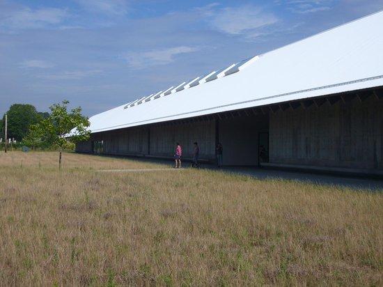 Parrish Art Museum: exterior