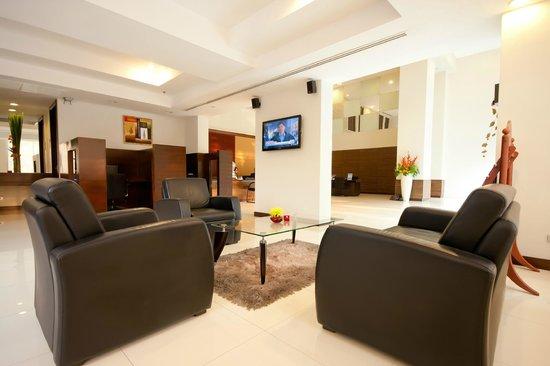 Grand Mercure Bangkok Asoke Residence : Hotel Lobby