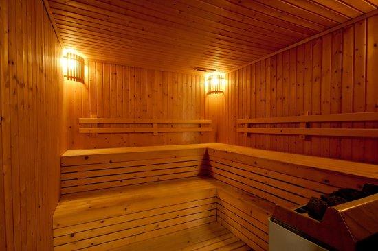 Grand Mercure Bangkok Asoke Residence : Sauna Room
