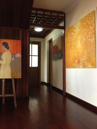 ZEN Cafe & Villa: interior
