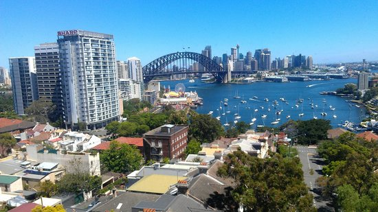 North Sydney Harbourview Hotel : Sydney Harbour