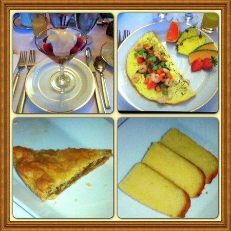 Au Bois Joli B&B: petit déjeuner 4 étoiles