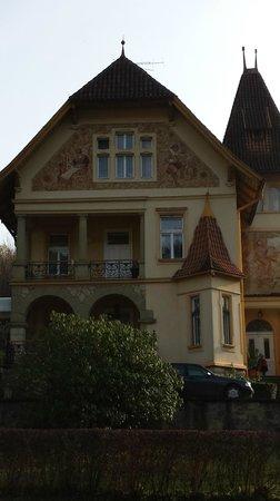 Wellness & Spa Hotel Augustiniansky dum: Aussenansicht
