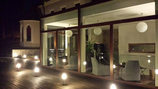 Wellness & Spa Hotel Augustiniansky dum : Lobby