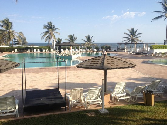 King Fahd Palace: Swimming Pool