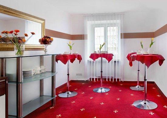 Hotel Burgschmiet: Tagungsraum
