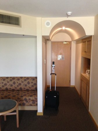 DoubleTree by Hilton Hotel Esplanade Darwin : Nice and roomy
