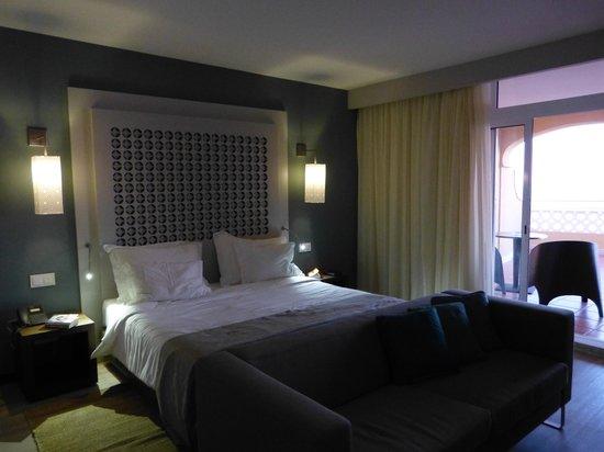 Hotel Oriental : chambre 107