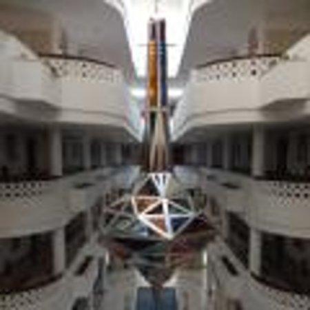 Hotel Oriental : l intérieur