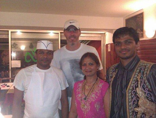 new india : Laurent blanc