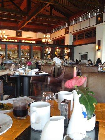 JW Marriott Phuket Resort & Spa : ห้องอาหารสวยงาม