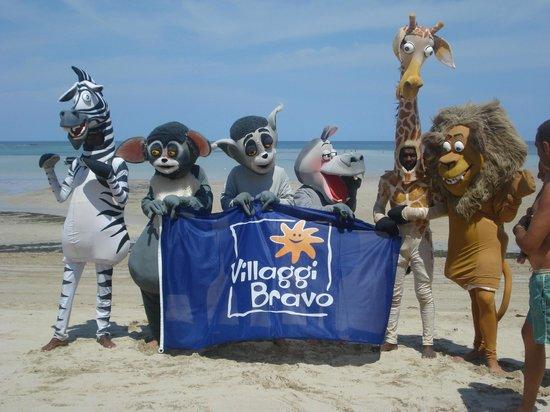 Andilana Beach Resort: l'animazione
