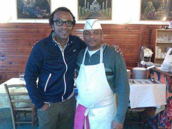 new india : Manu katché