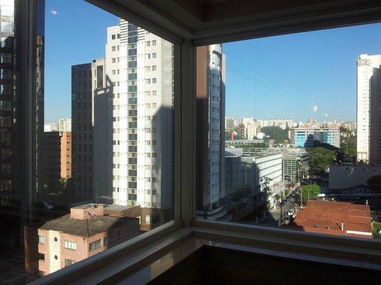 Tryp Sao Paulo Nacoes Unidas Hotel: Vista do hotel