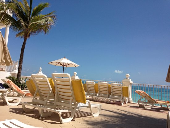 Hotel Riu Palace Las Americas: Vista da piscina