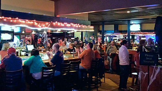 Satchmo's Bar & Grill: Playoff Baseball