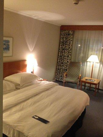 Radisson Blu Hotel, Manchester Airport : Room 4th floor