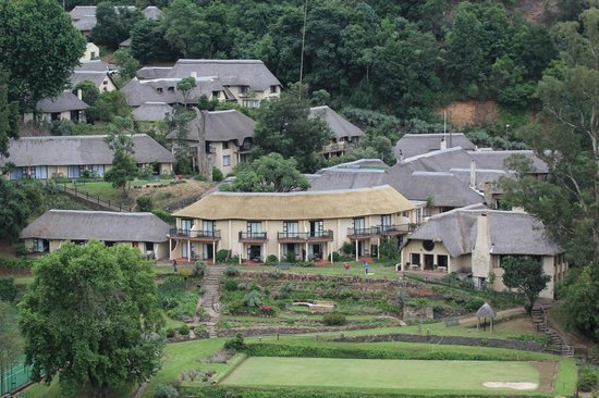 Cavern Drakensberg Resort & Spa: On one of the hikes
