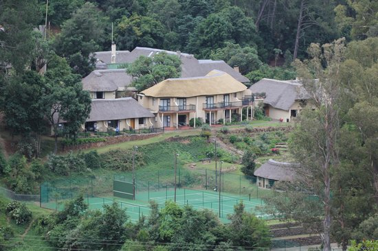 Cavern Drakensberg Resort & Spa: The hotel