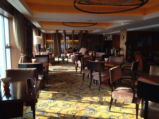 Sheraton Ningbo Hotel: Sheraton Club Lounge