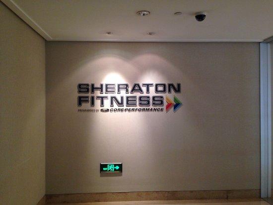 Sheraton Ningbo Hotel: Fitness Center(complimentary)