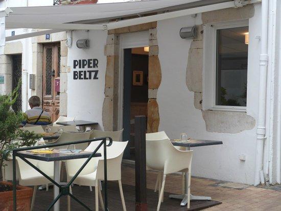 Piper Beltz : Un endroit de charme
