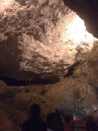 Vallée de Qadisha : Qadisha valley - Cave