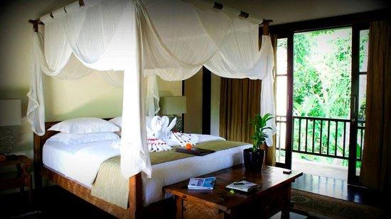 Villa Saraswati: The Lotus Room