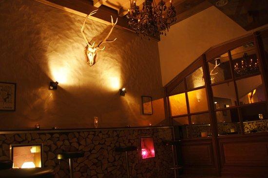 Stiefelchnächt Bar Lounge: Fumoir
