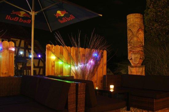 Stiefelchnächt Bar Lounge: Garten Lounge