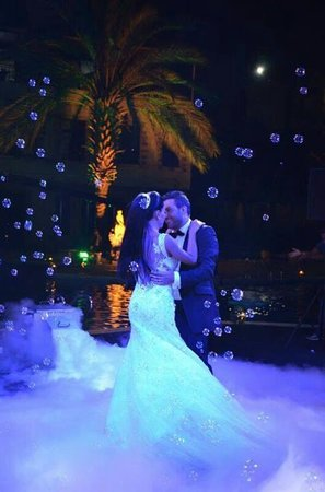 Pineland Hotel and Health Resort: Wedding Rayan & Mira Summer 2013