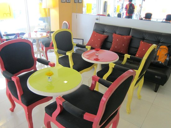 The Inn Saladaeng: Hotel Lobby