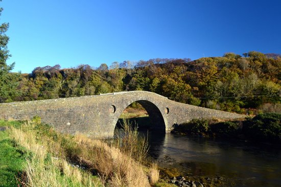 Melfort Village: Bridge over the Atlantic, Isle of Seil