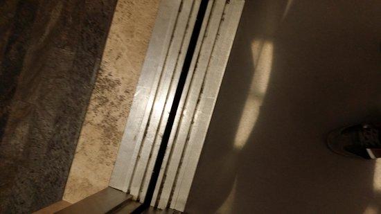 Park Hotel Ginevra : Sbarco ascensore