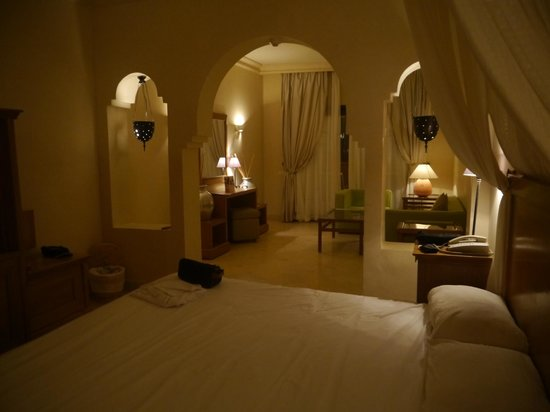 Ganz und zu Extrem Junior Suite Room - Picture of The Makadi Palace Hotel, Makadi Bay &TH_49