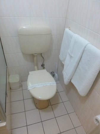 Adelaide International Motel : Clean bathroom