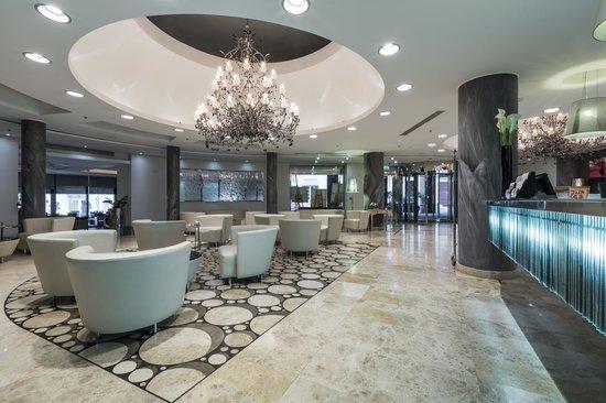 The Palace: Hotel Lobby