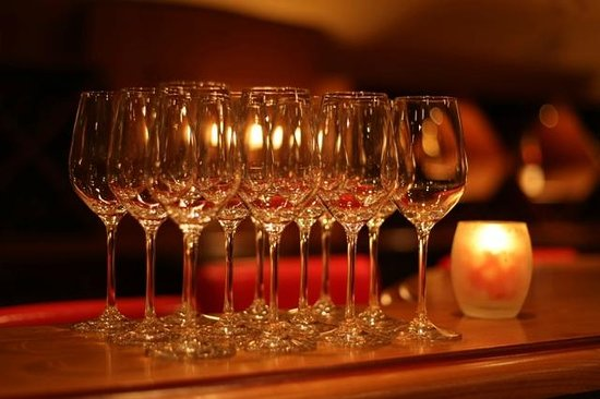 Le B'art : Verres a vins