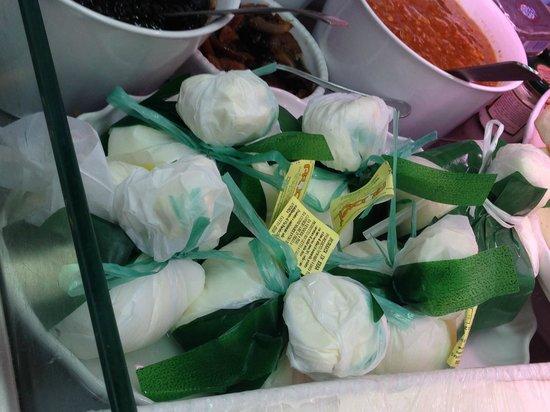 My Rome Food Tour: Burrata!