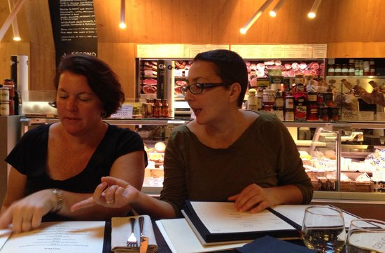 My Rome Food Tour: Lunch with Hande