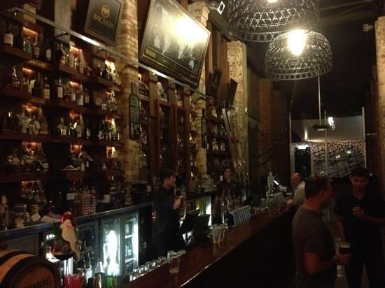 Breakfast Creek Hotel: The Rum Bar