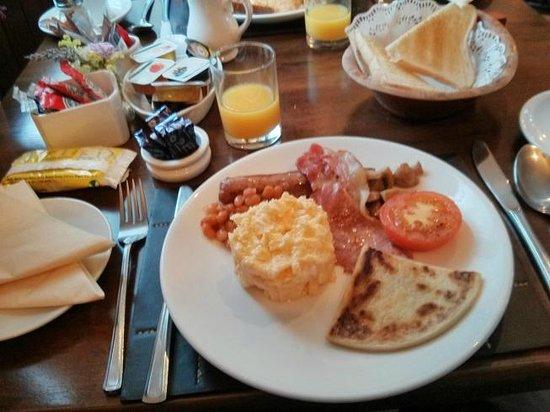 Tingle Creek Hotel: Breakfast