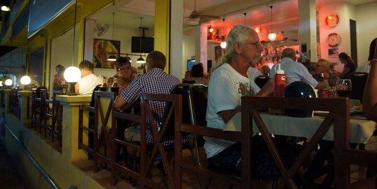 A1 Island Guesthouse: Restaurant